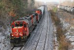 CN 4707, CN 4791, CN 231 & CN 7245